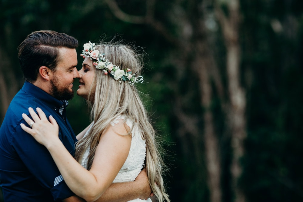 Just Married: Emma and Gavin's Noosa Springs Wedding