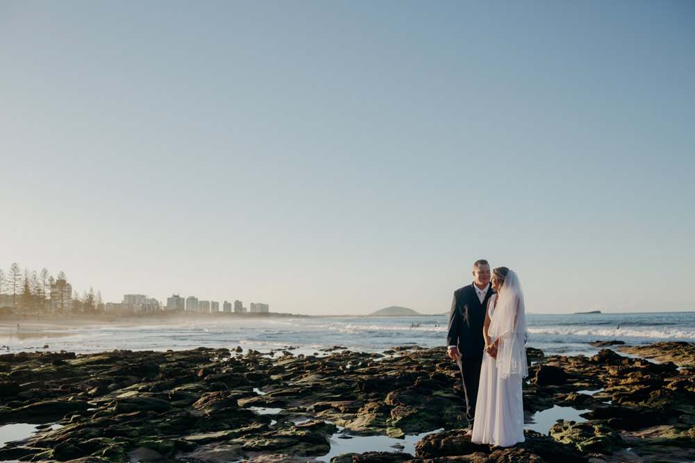 Just Married: Brianna and David's Beautiful Buderim Wedding