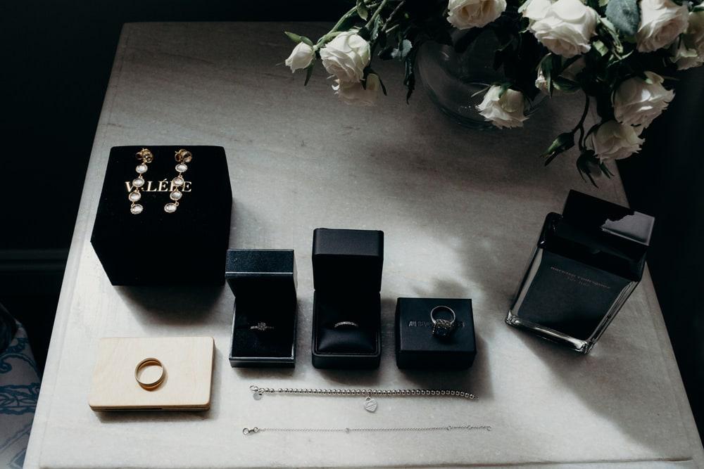 Bride's details - Spicers Clovelly Estate Wedding by Cloud Catcher Studio