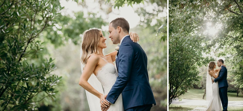Bride and groom unposed portraits at Spicers Clovelly Estate Wedding by Cloud Catcher Studio