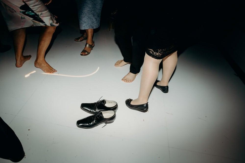 Dancefloor shots at Moda Portside Brisbane Wedding by Cloud Catcher Studio